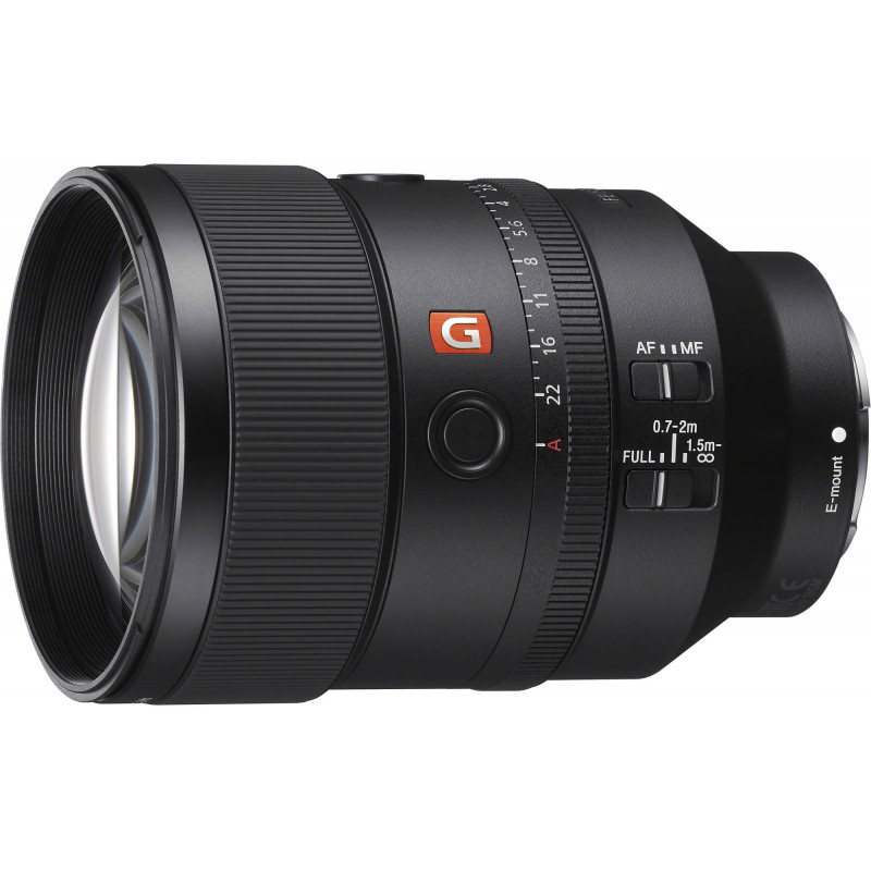 Sony FE 135mm f/1.8 GM objektiiv