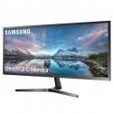 """34"""" UltraWide WQHD LED VA-monitor Samsung"""