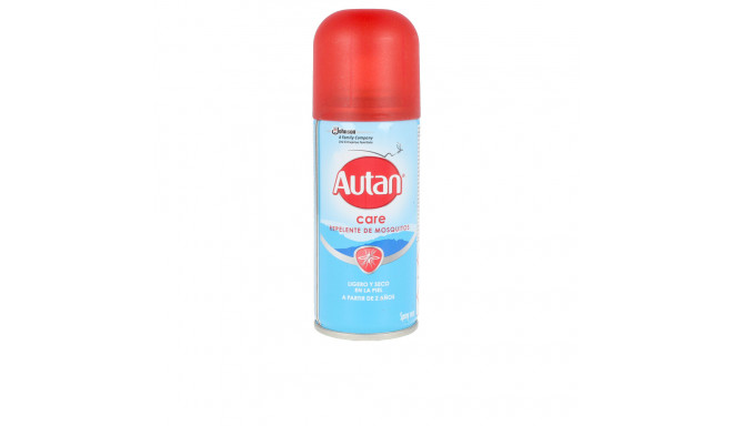 AUTAN FAMILY CARE repelente mosquitos spray 100 ml