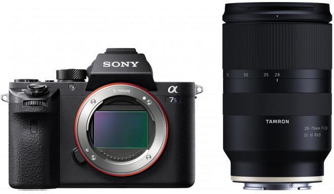 Sony a7S II + Tamron 28-75mm f/2.8