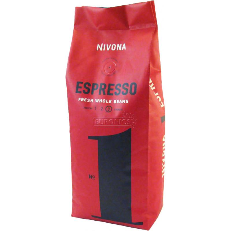 Nivona coffee beans Espresso 1kg