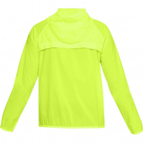 4b414dbe4b0 Jacket sports Under Armour 1326558-731 (women's; M; yellow color)