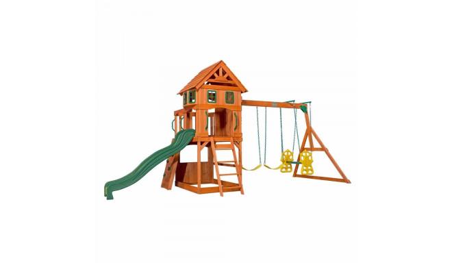 Backyard Discovery Atlantic Game Tower - B1608016