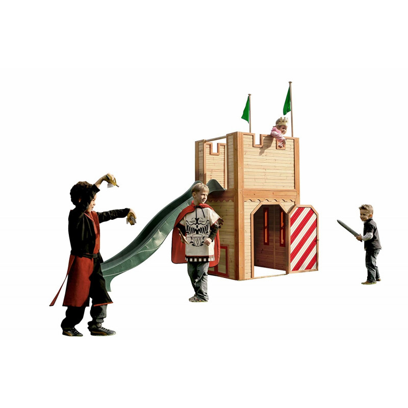 Axi Arthur play house on deck - A030.109.00