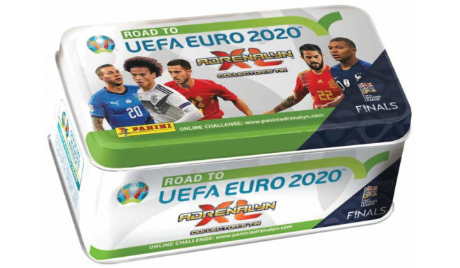 Panini jalgpallikaardid Road to Euro 2020 Adrenalyn XL Classic Tin