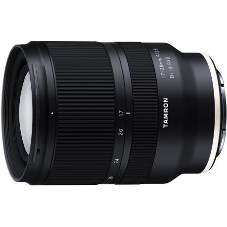 Tamron 17-28mm f/2.8 Di III RXD objektiiv Sonyle