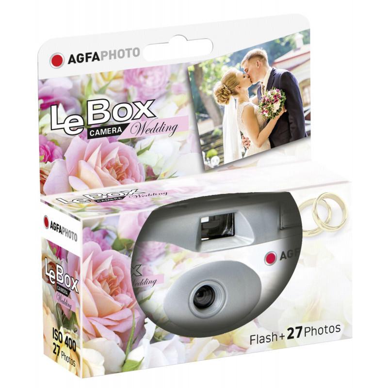Agfa LeBox Flash Wedding