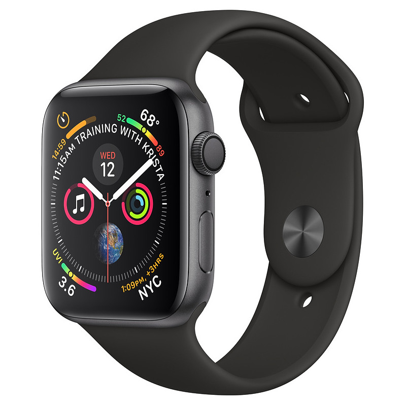 AppleWatch4 GPS 44mm Sport Band, must
