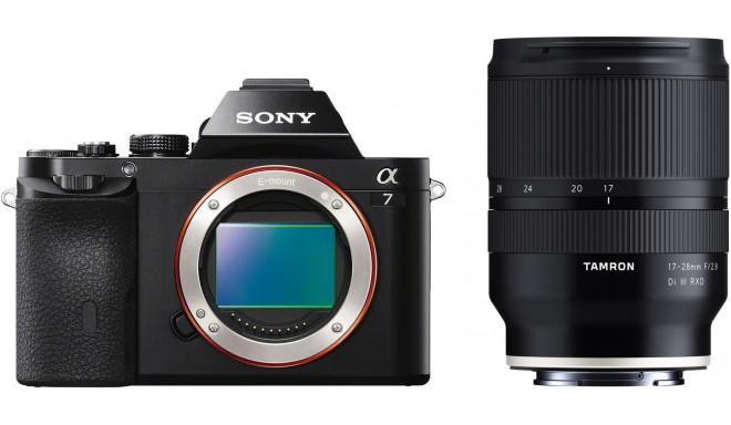 Sony a7 + Tamron 17-28mm f/2.8