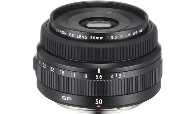 Fujinon GF 50mm f/3.5 R LM WR objektiiv