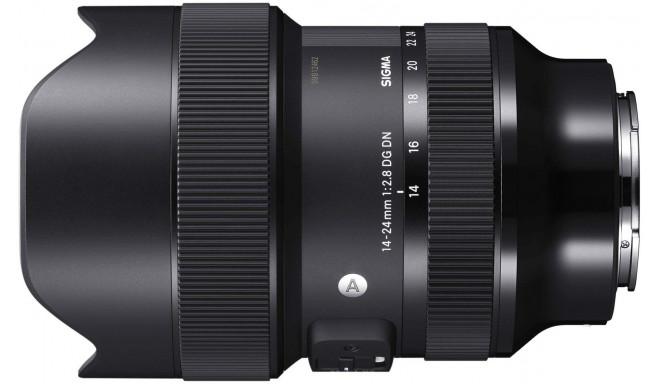 Sigma 14-24mm f/2.8 DG DN Art objektiiv Sonyle