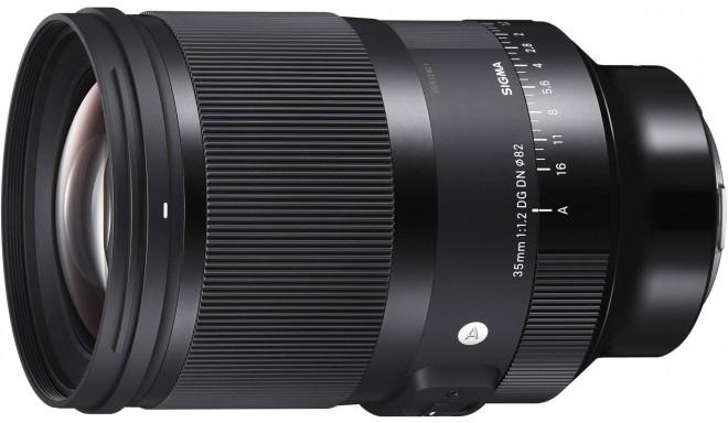 Sigma 35mm f/1.2 DG DN Art objektiiv Leica L