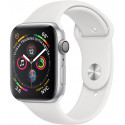 Apple Watch 4 GPS 40mm Sport Band, белый