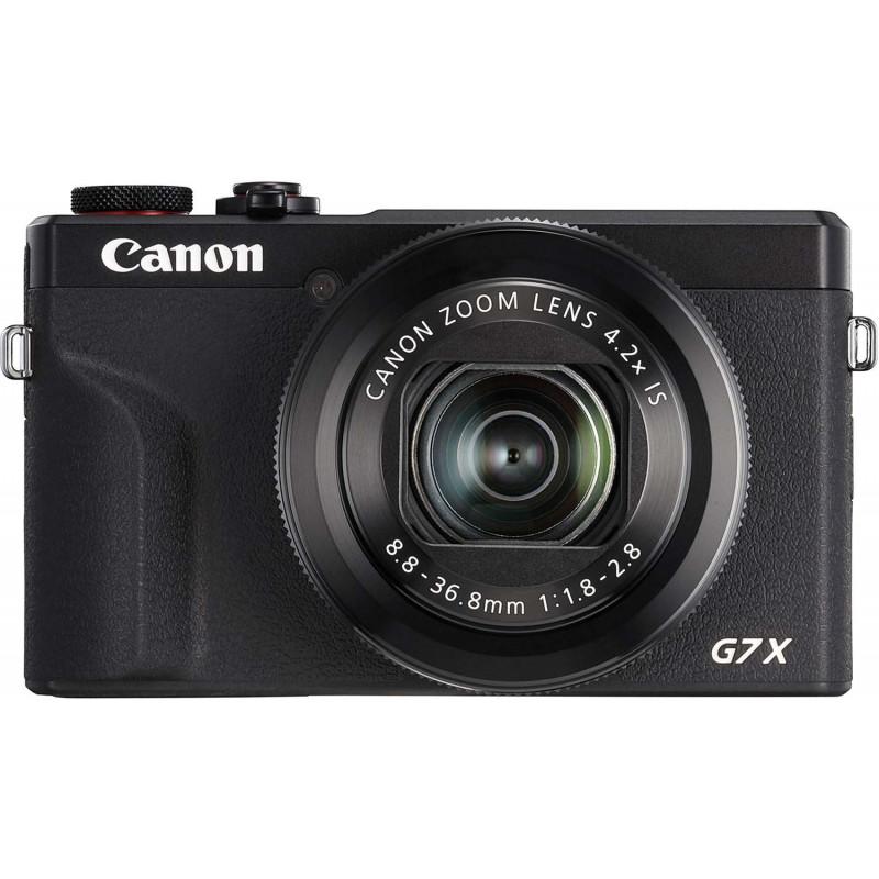 Canon Powershot G7 X Mark III, black