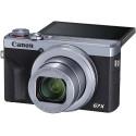 Canon Powershot G7 X Mark III, hõbedane