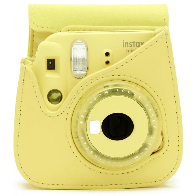 Fujifilm Instax Mini 9 kott, clear yellow