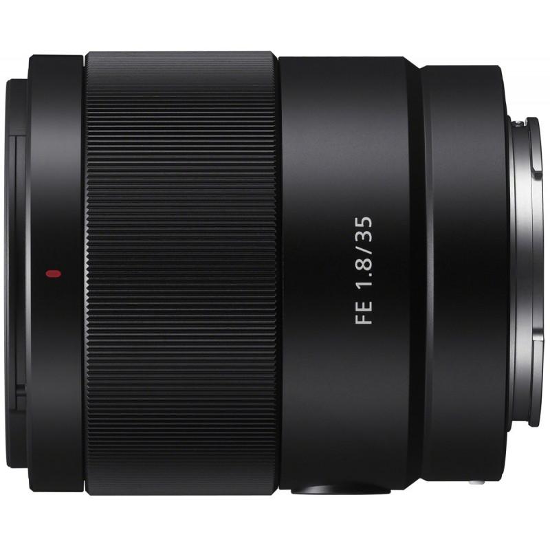 Sony 35mm f/1.8 FE objektiiv