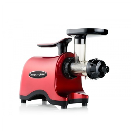 Juicer Omega TWN30S Type Slow juicer, Red, 15 - Juicers - Photopoint