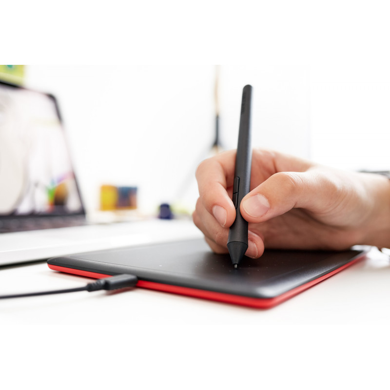 Wacom graphics tablet One Small (CTL-472-N)