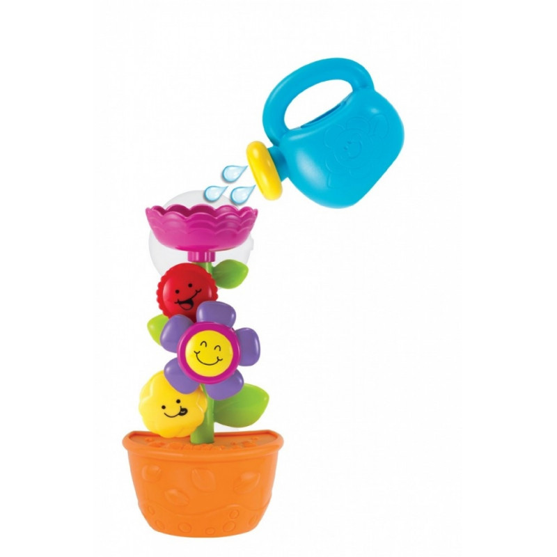 Bathing toy Flower