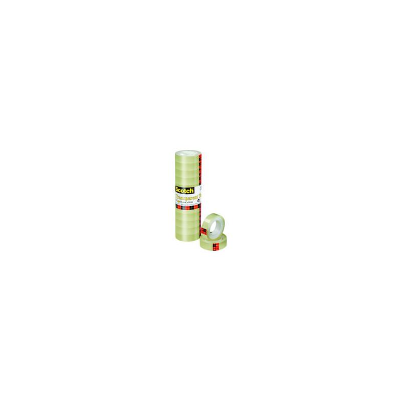Kleeplint Scotch 550 19x10m läbipaistev/8