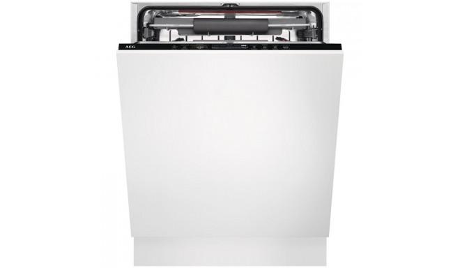AEG built-in dishwasher FSE63717P 15 sets