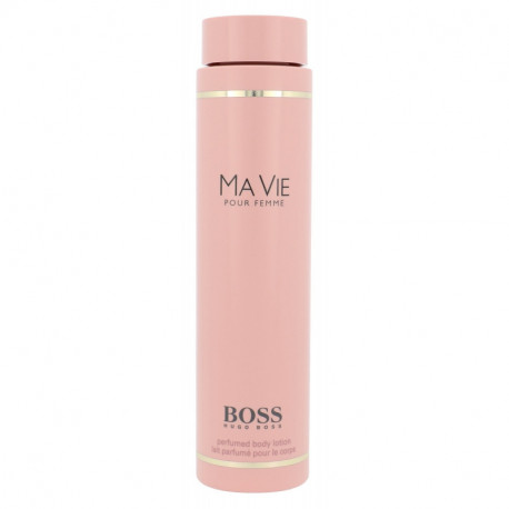 for whole family special section good quality Hugo Boss Ma Vie Pour Femme Perfumed Body Lotion (200ml) - Body creams -  Photopoint