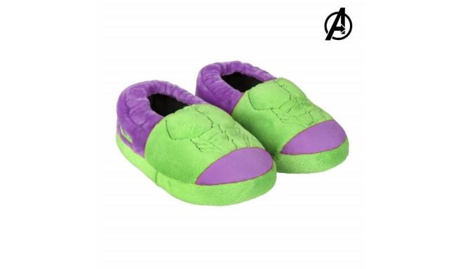 3D-Laste Sussid Hulk The Avengers 73372 Roheline (25-26)