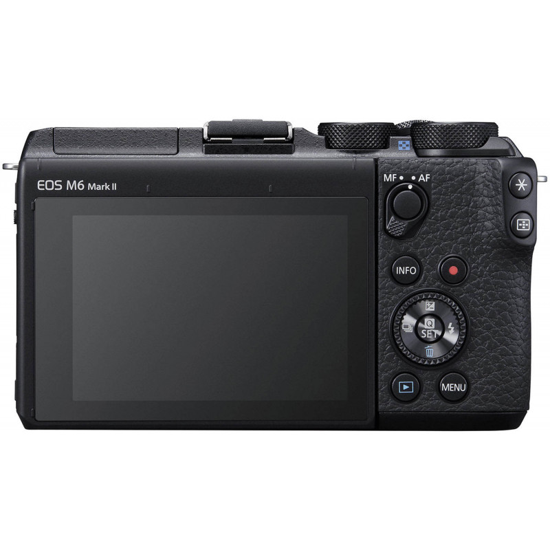 Canon EOS M6 Mark II kere, must