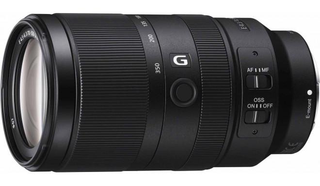 Sony E 70-350mm f/4.5-6.3 G OSS objektiiv