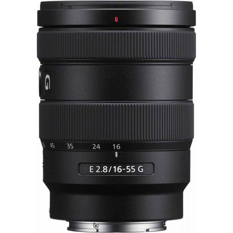 Sony E 16-55 мм f/2.8 G объектив