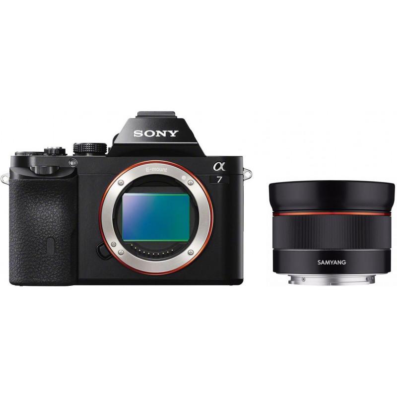 Sony a7 + Samyang AF 24mm f/2.8
