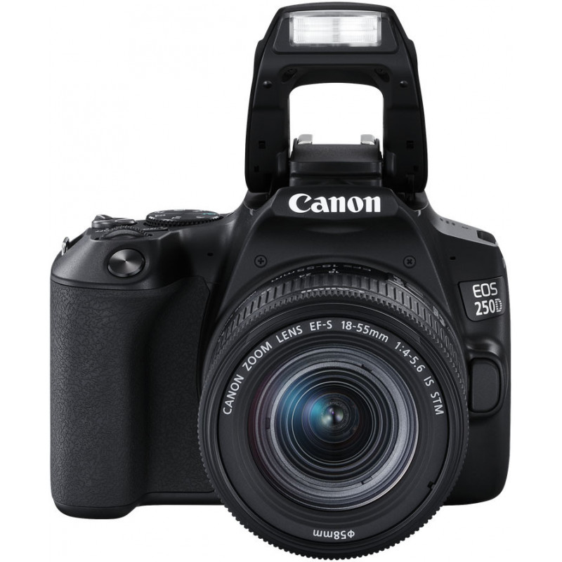 Canon EOS 250D Youtuber Kit, must