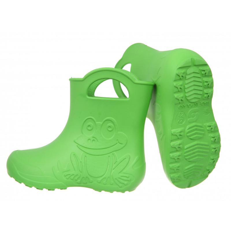 Camminare Frog laste termokummik roheline 24-25