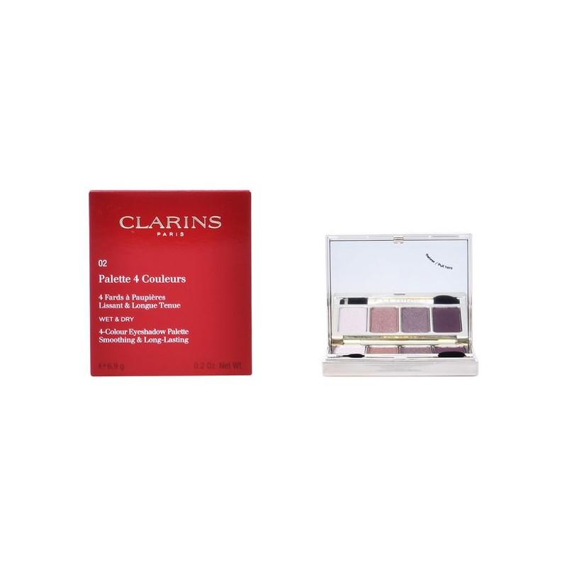 Acu ēnu palete Clarins (03 - Brown - 6,9 g)