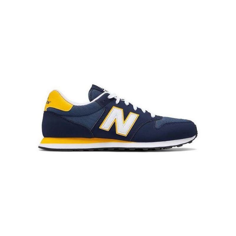 navegar por las últimas colecciones estilo clásico de 2019 atarse en Men's Casual Trainers New Balance GM500 (Grey) - Sneakers - Photopoint