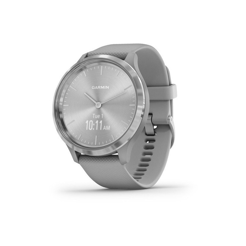 Garmin vivomove 3 S/E Sport, silver/powder grey