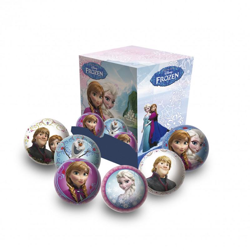 Kummipall Frozen 6 cm.