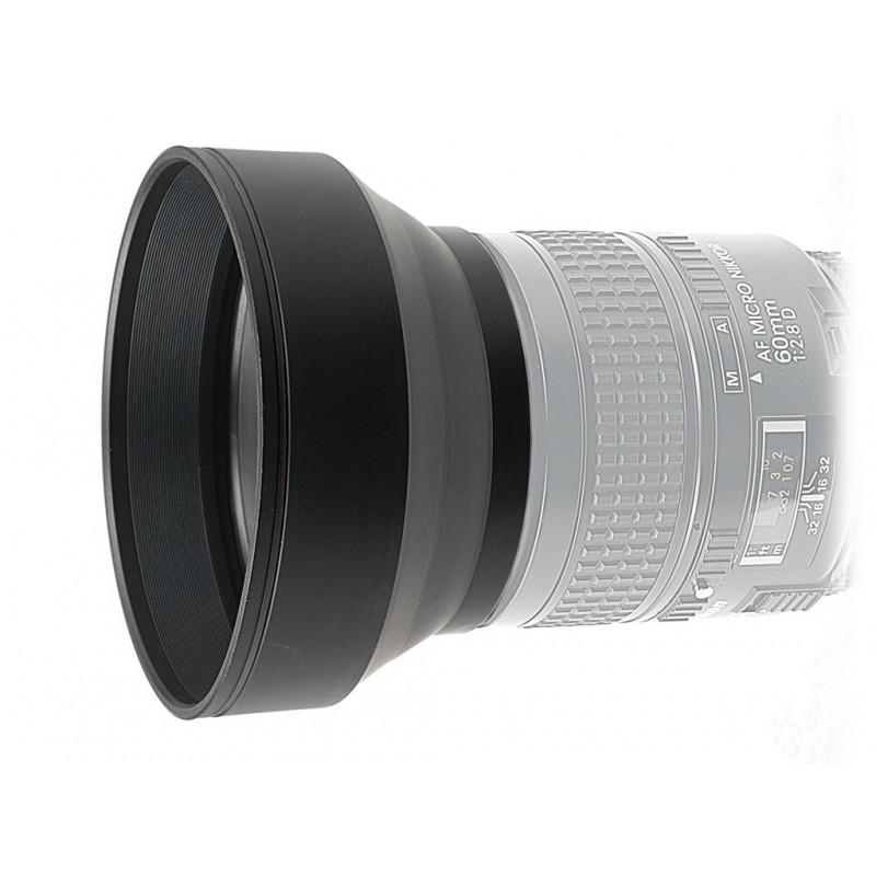 Kaiser 6825 Lens Hood 67mm 3in1