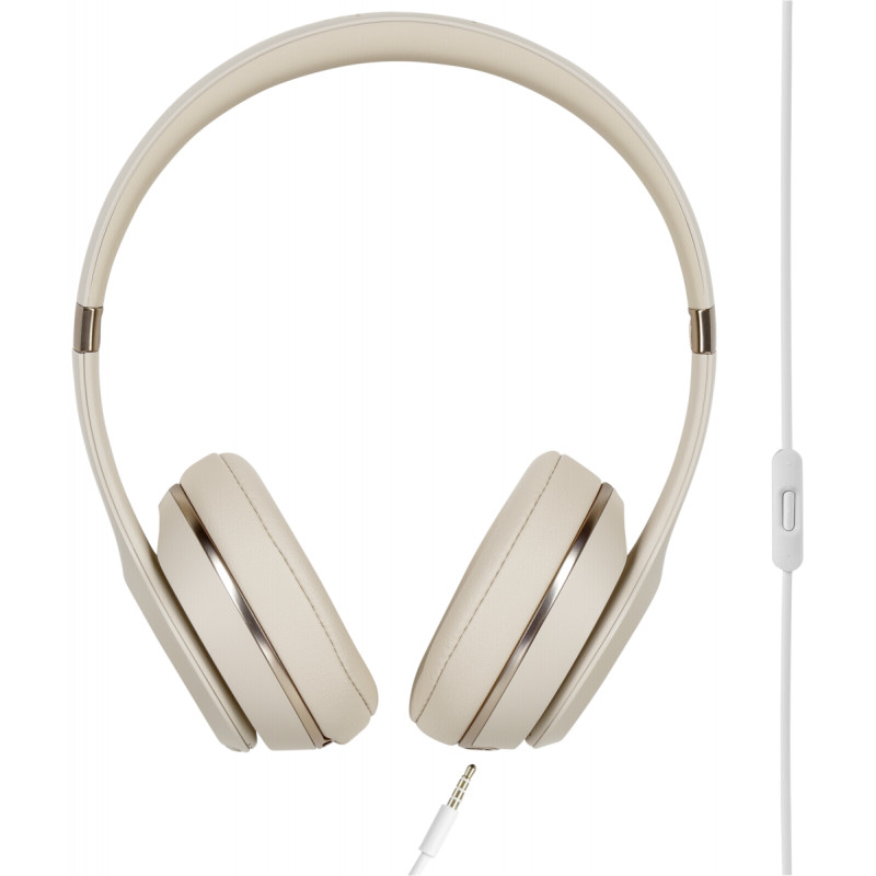Beats Solo3 Wireless On Ear Headphones Satin Gold Headphones Photopoint
