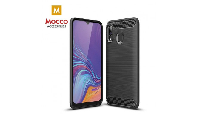 Mocco Trust Silicone Case for Samsung N975 Galaxy Note 10 Plus Black