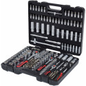 0S Tools 1/4 +3/8 +1/2 Socket Wrench-Set 179-pieces