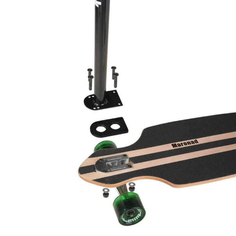 Lenksud skate-, long- ja penny boardile Stick