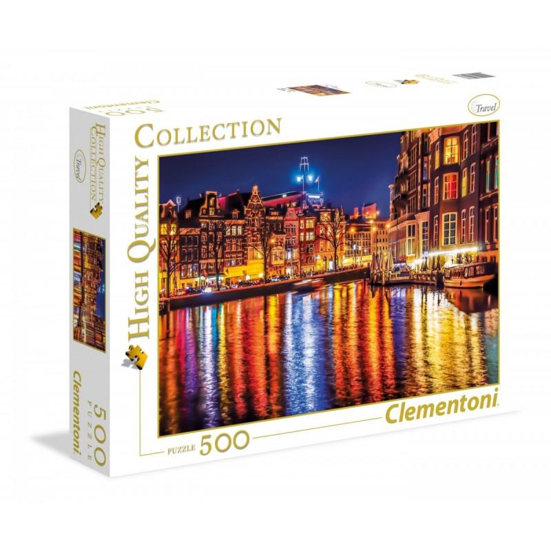 500 elements Amsterdam