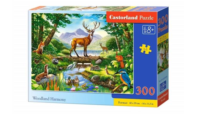 Castorland pusle Metsa harmoonia 300tk