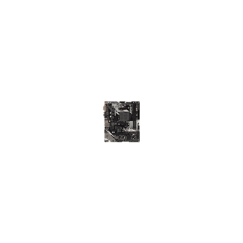ASROCK AB350M-HDV R4.0 mATX MB