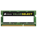 Corsair RAM 8GB DDR3 SO-DIMM 1600MHz Class 11 Value Select LV