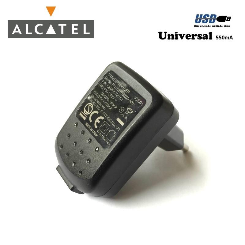 Alcatel TUEU050055-A00 Universal USB Plug 5V