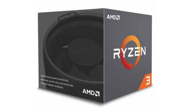AMD protsessor Ryzen 3 1200 3.4GHz AM4