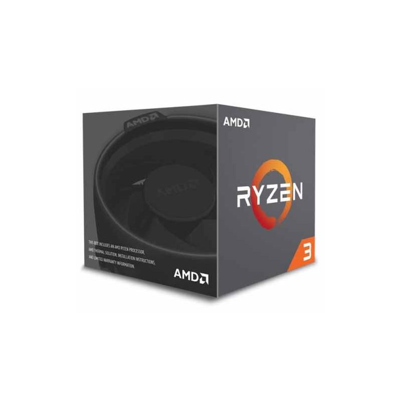 AMD protsessor Ryzen 3 1200 3.4GHz AM4